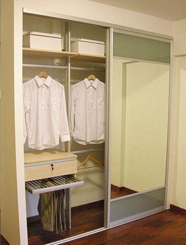 Wardrobe And Closet Design Singapore Home Wardrobe