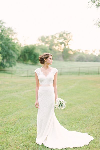 Pinterest the world s catalog of ideas for Simple southern wedding dresses