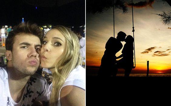 """Carlos Santana, 18 anos, de Campo Grande (MS), está vivendo um 'summer love' neste exato momento. E ele está todo apaixonado: """"viajei para Balneário Camboriú agora no final do ano e fiquei com uma menina. A gente está separado agora, ela está lá e eu aqui em Campo Grande, mas estamos nos falando. A forma como conheci a Amanda (a linda da foto) é um pouco engraçada. Eu estava curtindo com os amigos e resolvi abrir a localização do Instagram para xeretar as outras fotos marcadas naquele…"""