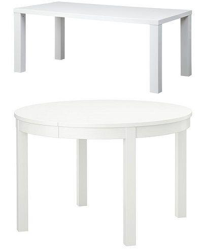 mesas de cocina baratas de ikea redondas extensibles y de ...