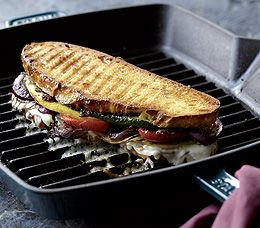 MyPanera Recipe: A Grilled Vegetable Panini