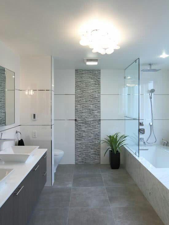 Pin Von Kilian Finke Auf Banheiro Casal Luxusbadezimmer Zeitgenossische Badezimmer Kleines Badezimmer Umgestalten