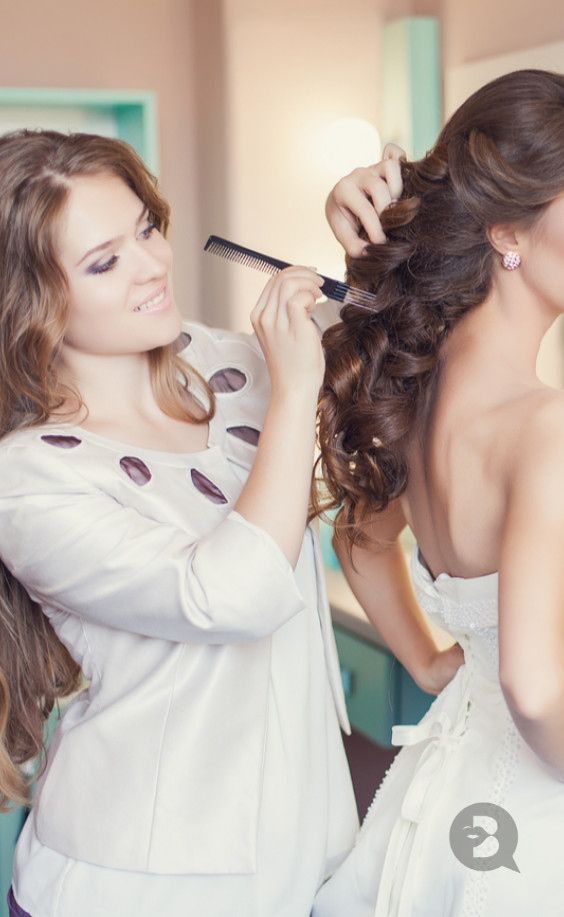 4 Reasons Why You Shouldn T Add Hair Styling To Your Makeup Business In 2020 Hair Styles Bridal Hair And Makeup Makeup Academy