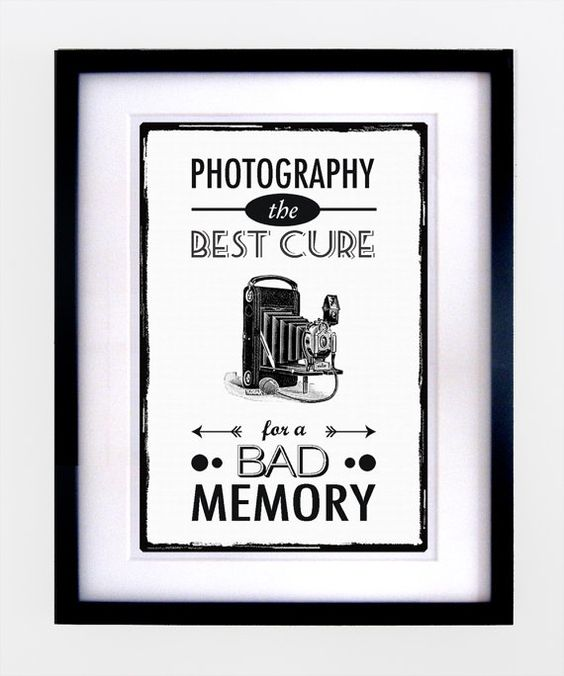 Photographic Memory Quotes: Graphic Design Humor, Memories And Vintage On Pinterest