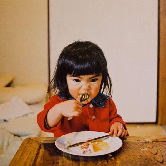 eating: Little Girls, Kawashima Kotor, Miraichan, Kawashimakotori, Books Worth, Kawashima Mirai, Kotor Kawashima, Nom Nom