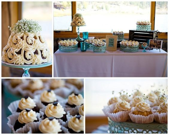 The Bundt Shop, Colorado Wedding Cake Maker, Colorado Wedding Vendor, Colorado Wedding Cakes, Wedding Bundt Cakes, Colorado Bundt Cakes  http://www.raynamcginnisphotography.com/evergreen-lake-house-wedding-show-october-2015/