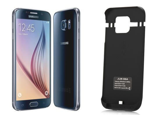 Wholesale Samsung Galaxy S6 External Battery Case From China