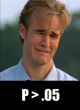 Dawson Crying Meme The Psychology Experiment Results