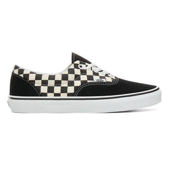 Primary Check Era Schuhe Checkerboard Vans Vans Schuhe Wildleder