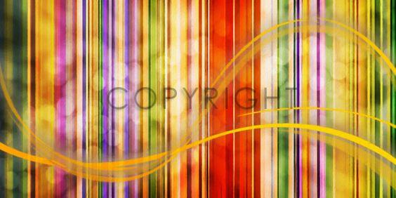 Bild auf Leinwand kaufen FineArtPrint 10183583 W?chter Frank abstrakt bunt design elan expressionistisch farbenfroh freude frohsinn fröhlich funkelnd ...