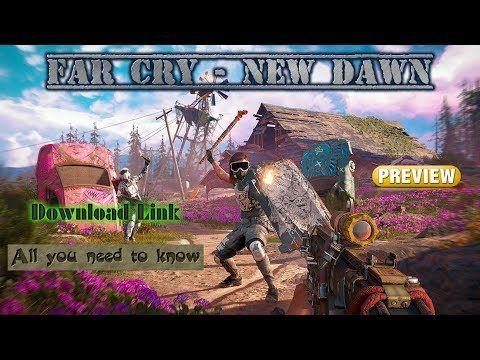 Far Cry New Dawn Early Gameplay Walkthrough Part 1 Youtube