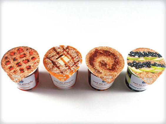 Great idea by Quaker Oatmeal! Yum!