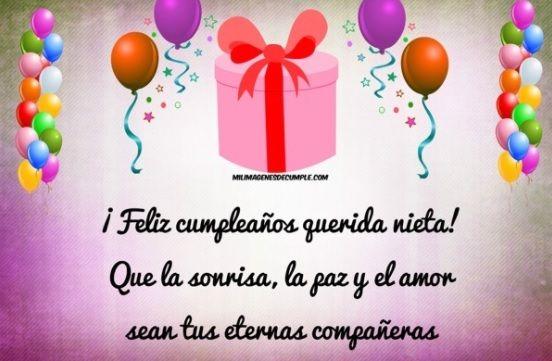 Tarjetas De Feliz Cumpleaños Para Una Nieta Adorable Mensaje De Feliz Cumpleaños Feliz Cumpleaños Nieto Tarjetas De Feliz Cumpleaños