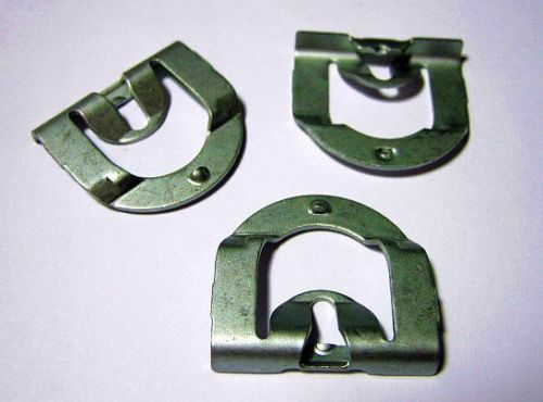 1966 1967 For Chevelle Cutlass 442 Gto Rear Window Moulding Clips Retainers Afw Window Molding Gto Windshield Glass