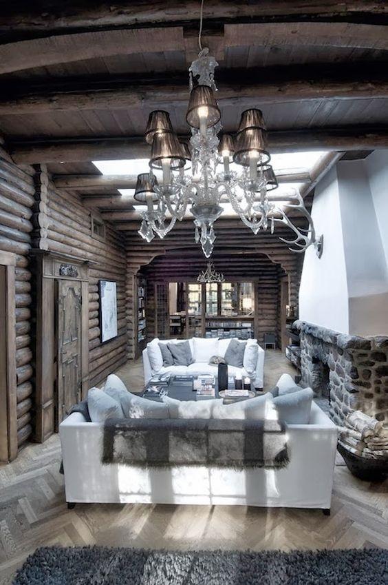 NOIR BLANC un style Chic Cottage in Denmark GLOBAL