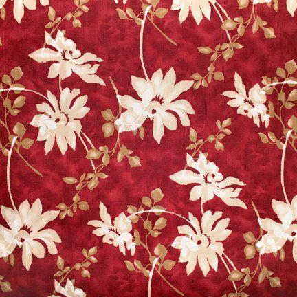 Martha's Furnishing Fabrics, Auckland (Bushfire)