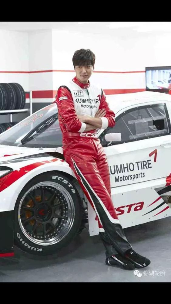 Kumho tires Lee Min Ho model 9/9