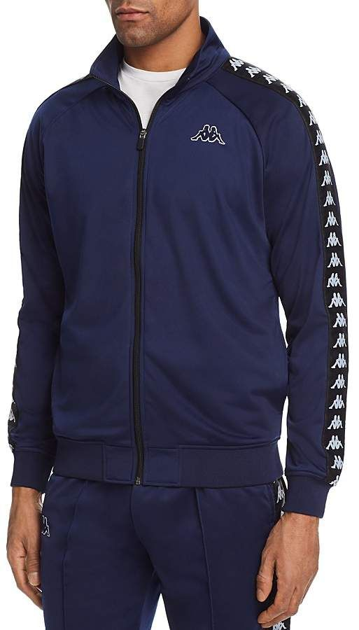 Kappa Banda Anniston Track Jacket | Jackets, Adidas jacket
