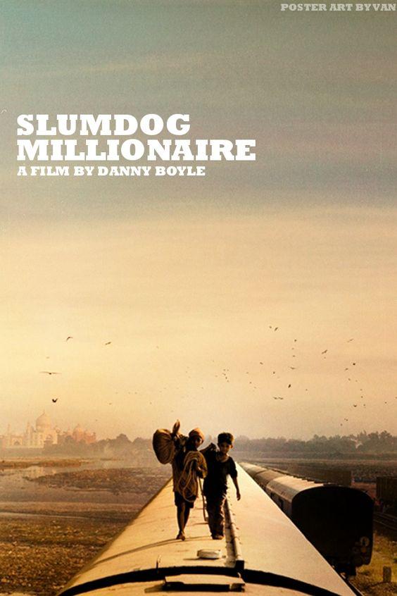 Slumdog Millionaire. The scene about the blinding of the boy made me sooo sad.