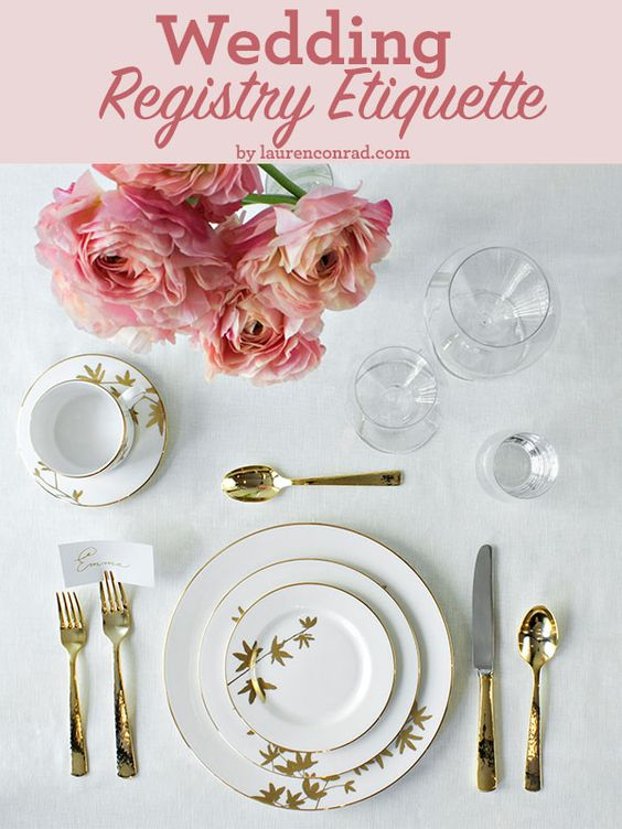 1 Year Wedding Gift Etiquette : Wedding Bells: Registry Etiquette 101 Wedding, Leveon bell and ...