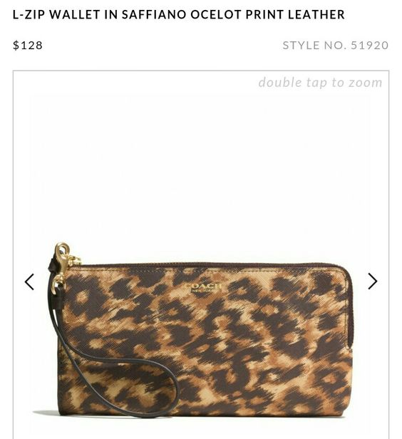 New Coach collection i want this for my 22nd  I must have the 3 wallets :)
