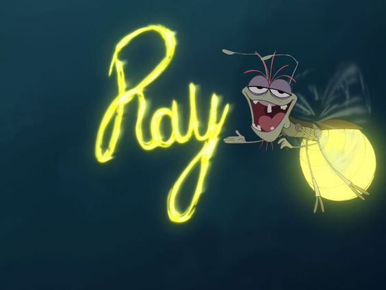 With a personality much bigger than his body, Ray lights up the sky.