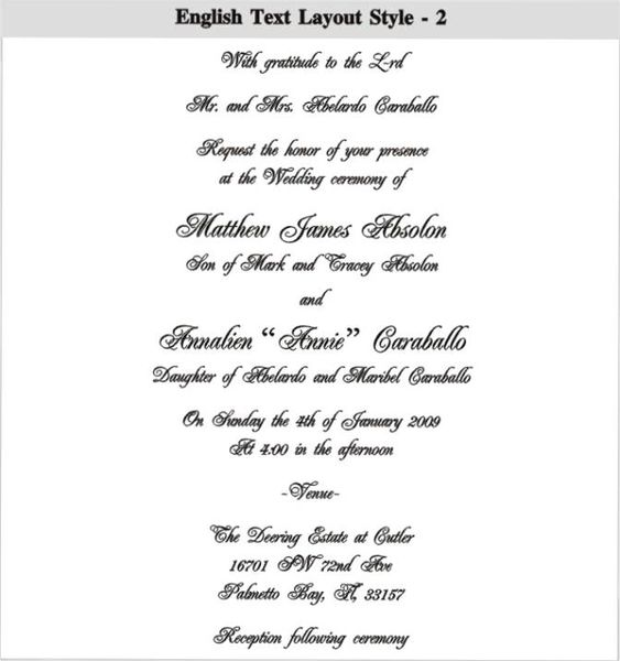 Indian Wedding Card Sample Wedding Gallery Pinterest – What to Write in a Wedding Card Funny