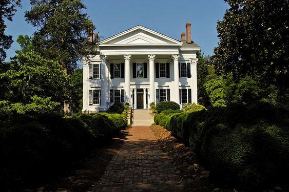 Eatonton ga beautiful southern plantation homes for 1800s plantation homes