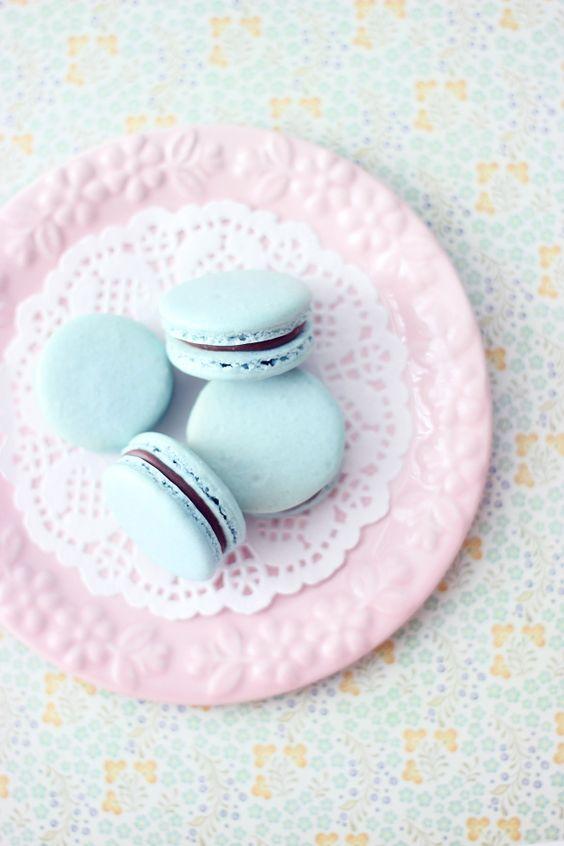 earl grey macarons (recipe) | shiawase days