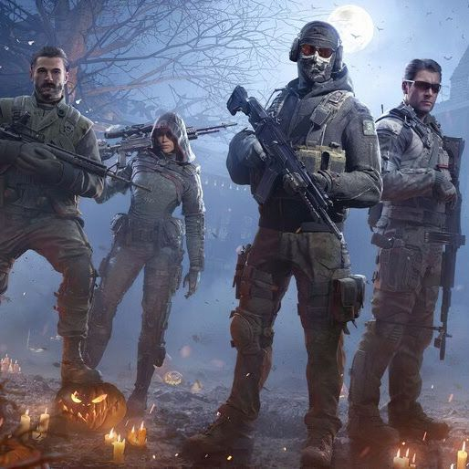 Ultra Hd Wallpaper Call Of Duty Mobile Squad Soldiers 4k