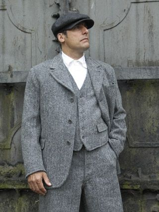 Fitzrovia - Old Town Clothing - classic British workwear - Holt, Norfolk, England