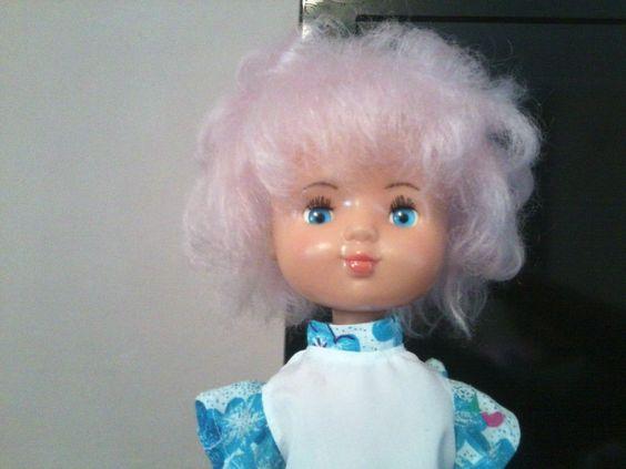 Кукла Наденька ДЗИ времен СССР