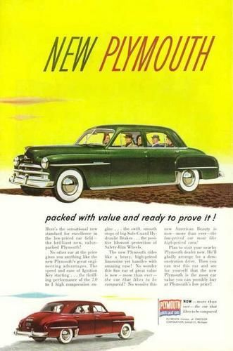 Pinterest the world s catalog of ideas for 1950 plymouth 4 door sedan