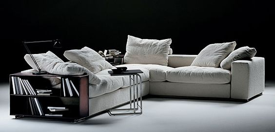 Flexform Groundpiece | Interior Design | Pinterest | Stil
