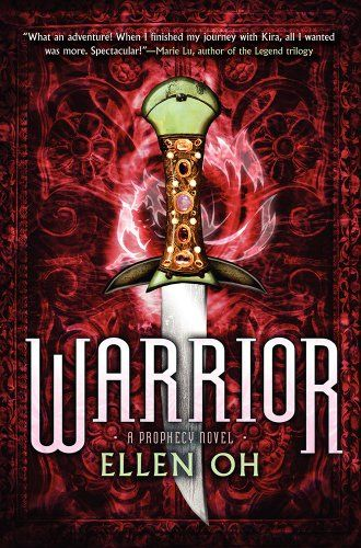Warrior (The Dragon King Chronicles) by Ellen Oh,http://www.amazon.com/dp/0062091123/ref=cm_sw_r_pi_dp_rTsAsb1S887Y8RBG