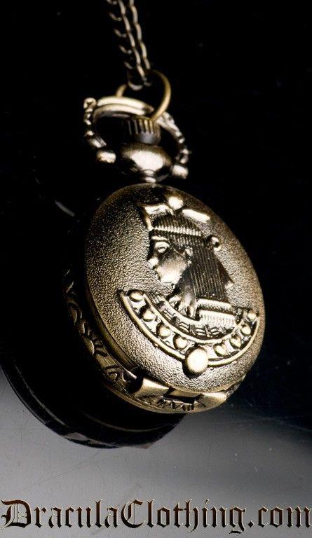 Bronze Pharao Watch