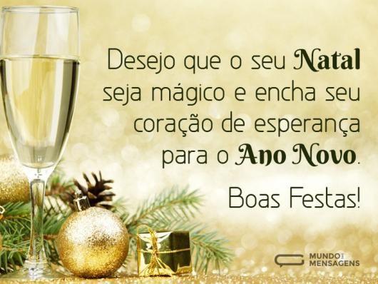 Mensagens De Natal Para Clientes Originais Do Festas Site