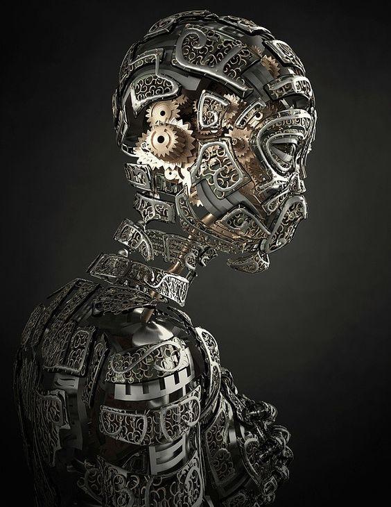 Stunning 3d Art by Daniel Arnold-Mist