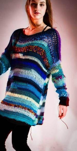 Beautiful Crochet Women Sweaters