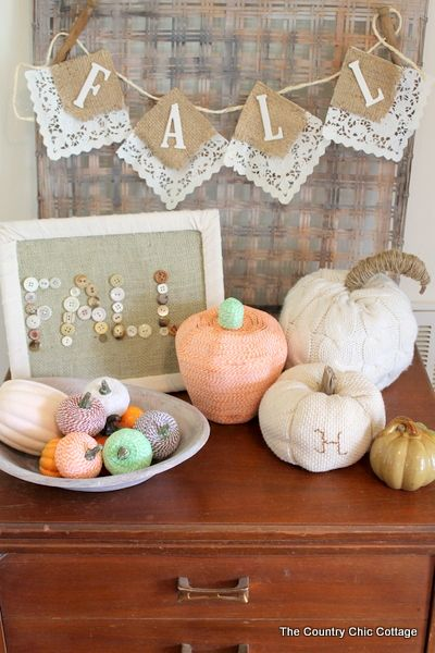 Crafts Cottages And DIY Home Decor On Pinterest