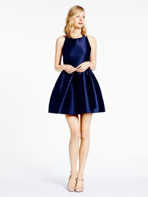 bow back fit and flare dress - kate spade new york - Cute Fashion ...