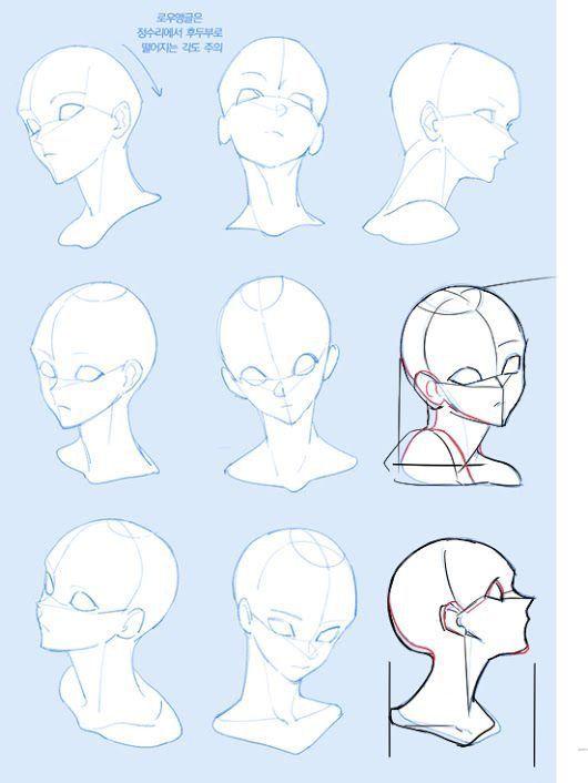 images おしゃれまとめの人気アイデア pinterest sawah 顔のスケッチ 頭のスケッチ スケッチのコツ