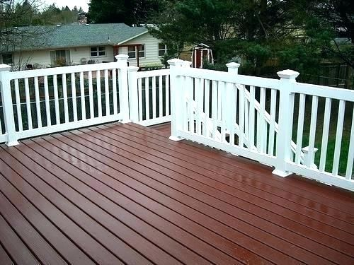 2 Tone Deck Two Tone Deck Stain Pictures Painting A Deck Deck
