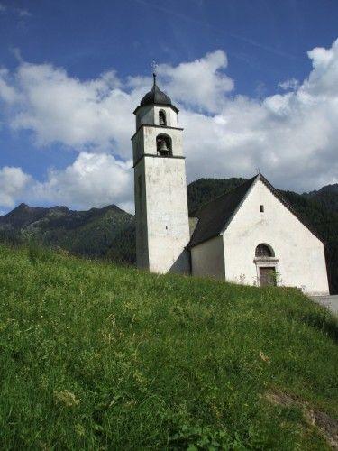 Chiesetta Palù , Trentino