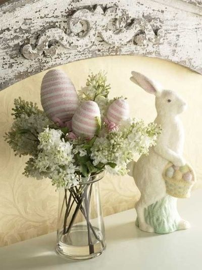 Springtime And Easter Antique And Vintage Ideas Spring