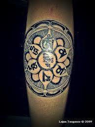 ohm mani padme hum incubus tattoo - essa também.