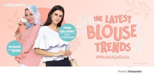 Aplikasi Tokopedia Memungkinkan Seluruh Penjual Di Indonesia Untuk Mengelola Toko Online Dengan Mudah Serta Membantu Pembeli Menemukan J My Love Trending Women