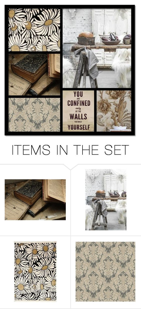 """The Walls You Build"" by pippyshouse ❤ liked on Polyvore featuring art"