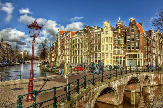 Amsterdam is one of my Top 5 Favourite Cities for a Weekend Break in Europe