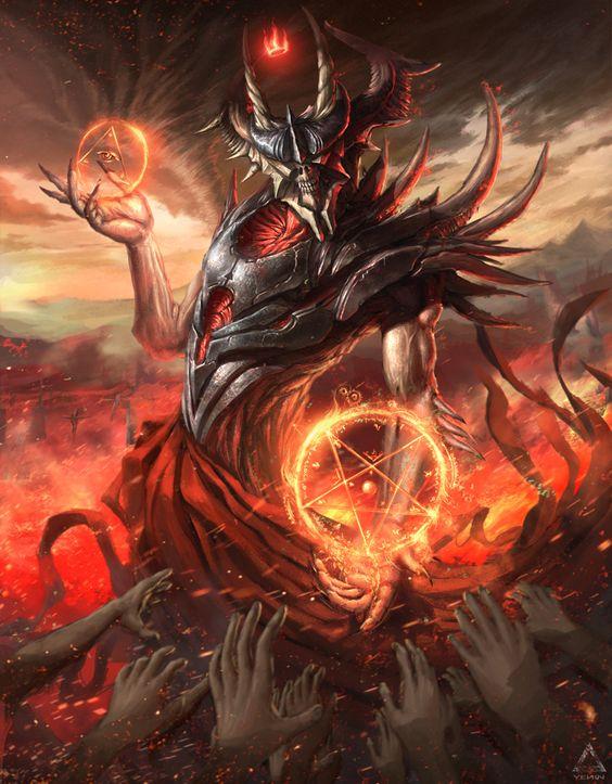 Image result for belphegor demon